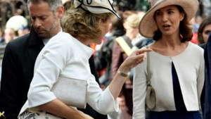 Ophefmakend: Mathilde kiest familie Delphine Boël als eerste eredame