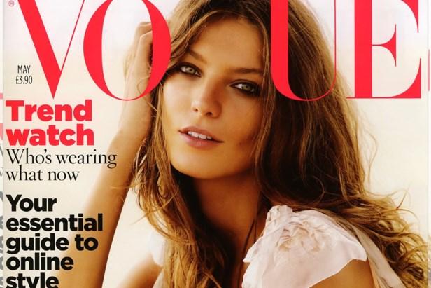 Beste Niemand wil echte vrouwen op de cover van een modeblad zien BO-24